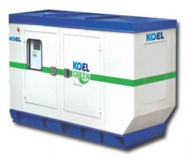 WATER COOLED (20-125 KVA)