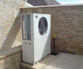 Basics Of Heat Pump