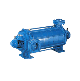 HORIZONTAL MULTISTAGE PUMPS TYPE - CF
