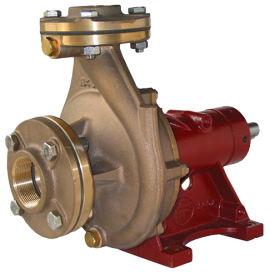 Suction Bareshaft Pumps-CPHM